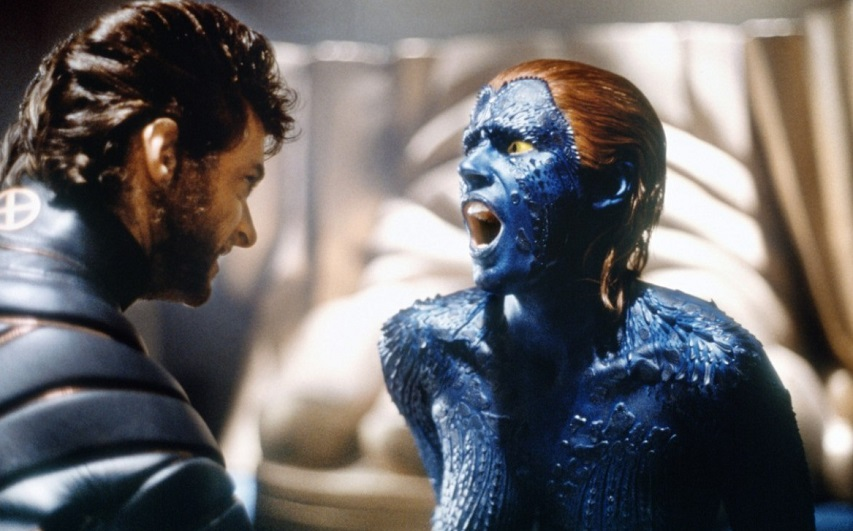 Кадр из фильма «Люди Икс»