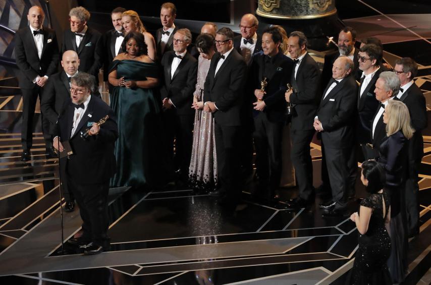 «Форма воды на«Оскаре». Фото ссайта static.espreso.tv» title=