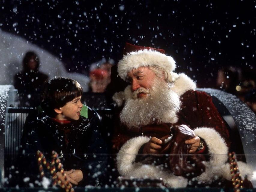 Кадр из фильма «Санта Клаус»
