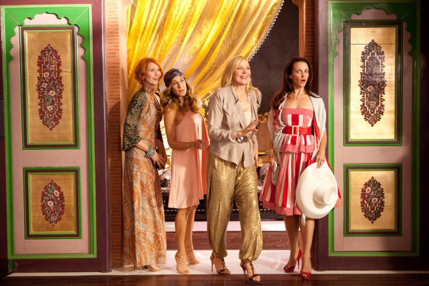 Кадр из фильма «Секс в большом городе 3»