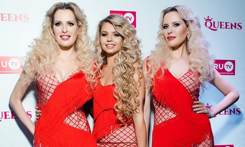 Группа Queens. Фото с сайта www.spb.kp.ru