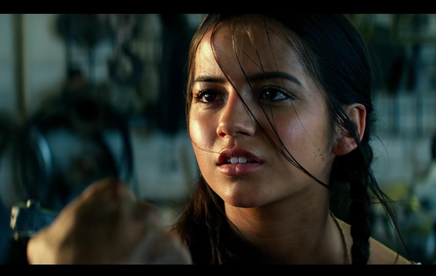 Кадр из фильма «Трансформеры: Последний рыцарь»