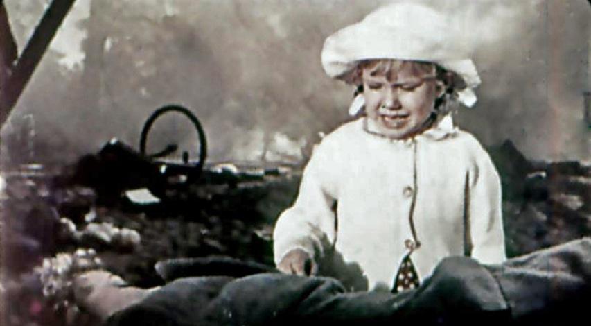 Кадр из фильма «Девочка ищет отца»
