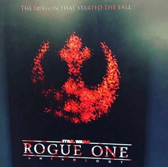 Постер фильма «Изгой: Истории Звездных войн»