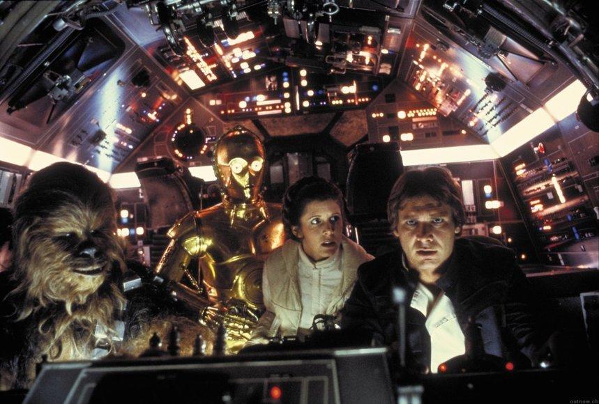 Кадр из фильма «Империя наносит ответный удар»
