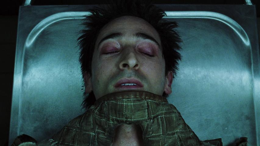Кадр из фильма «Пиджак»