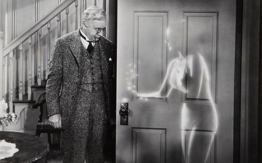 Кадр из фильма «Женщина-невидимка»