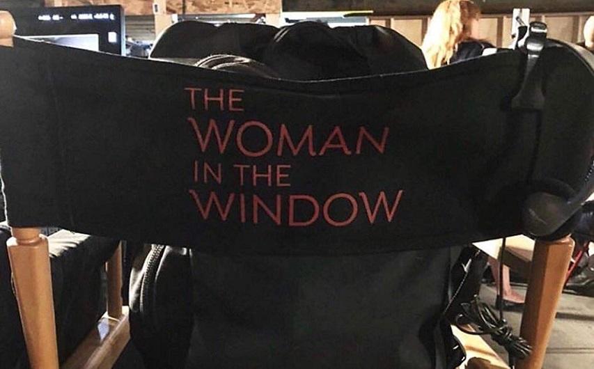 На съемках фильма «Женщина в окне». Фото с сайта kinopoisk.ru