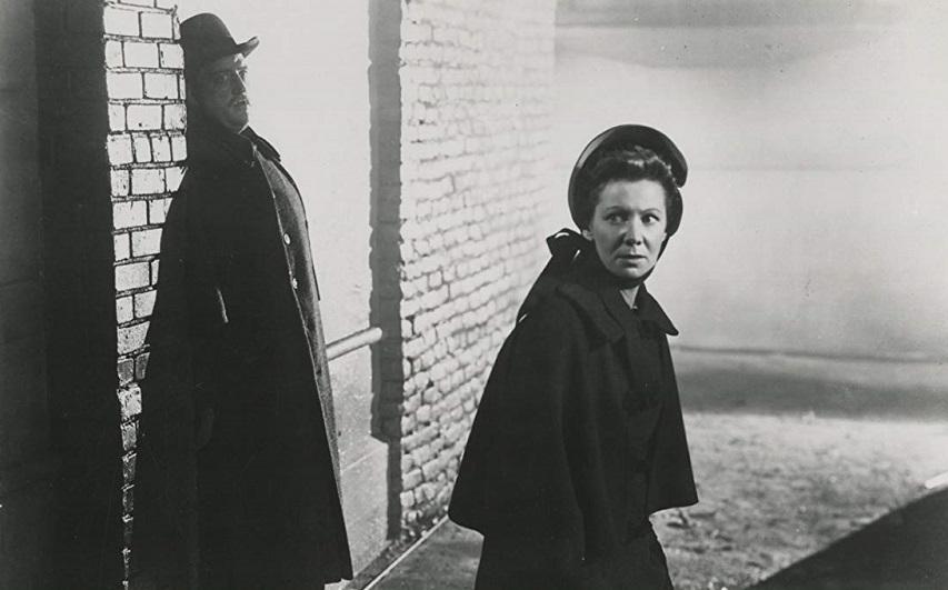 Кадр из фильма «Жилец» 1944 г.