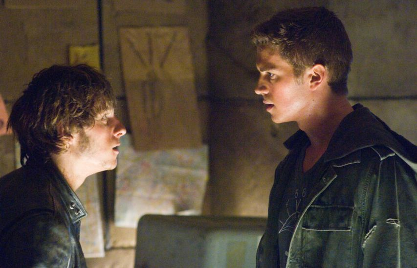 Кадр из фильма «Телепорт»