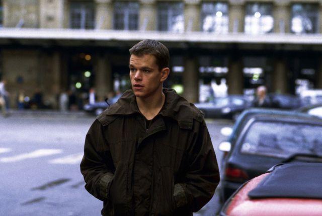 Кадр из фильма «Идентификация Борна»