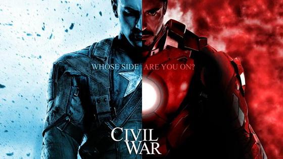 Постер фильма «Первый мститель-3»