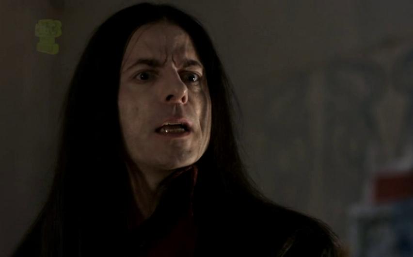 Кадр из сериала «Молодой Дракула»