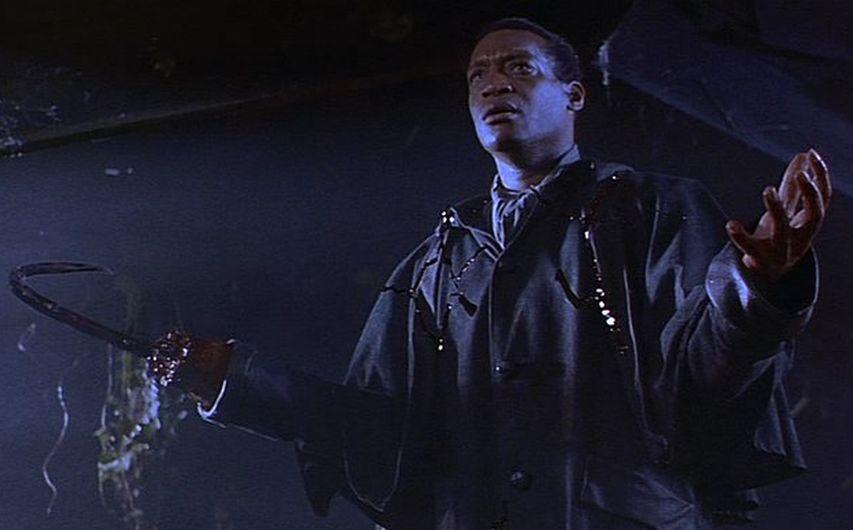 Кадр из фильма «Кэндимен 2: Прощание с плотью»