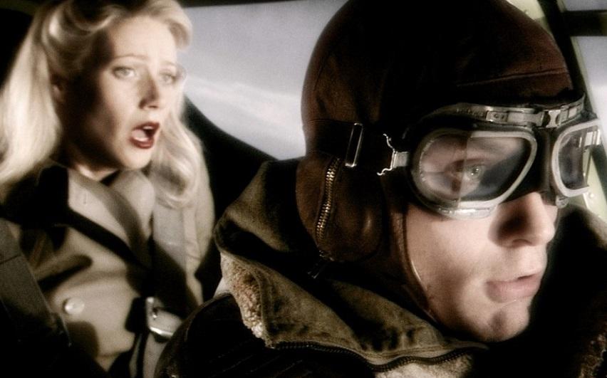 Кадр из фильма «Небесный капитан и мир будущего»