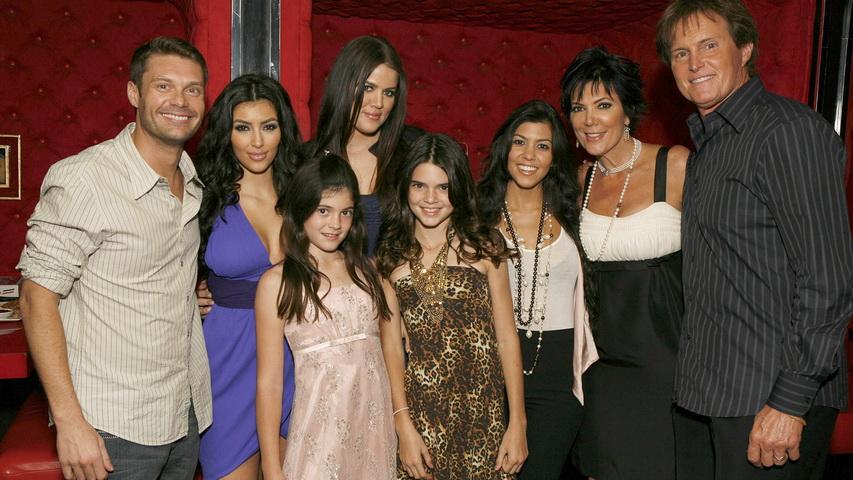 Кейтлин Дженнер с семьей. Фото с сайта hdpaperwall.com