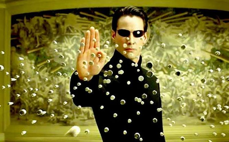 Кадр из фильма «Матрица: Революция»