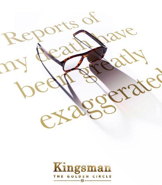 Постер фильма «Kingsman: Секретная служба»