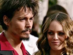 Джонни Депп и Ванесса Паради. Фото с сайта jezebel.com