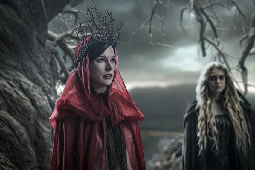 Кадр из фильма «Хеллбой»