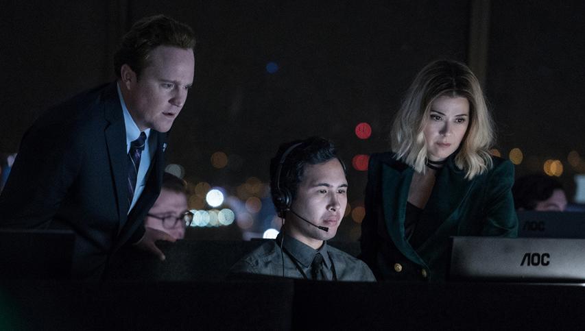 Кадр из фильма «Судная Ночь: Начало»