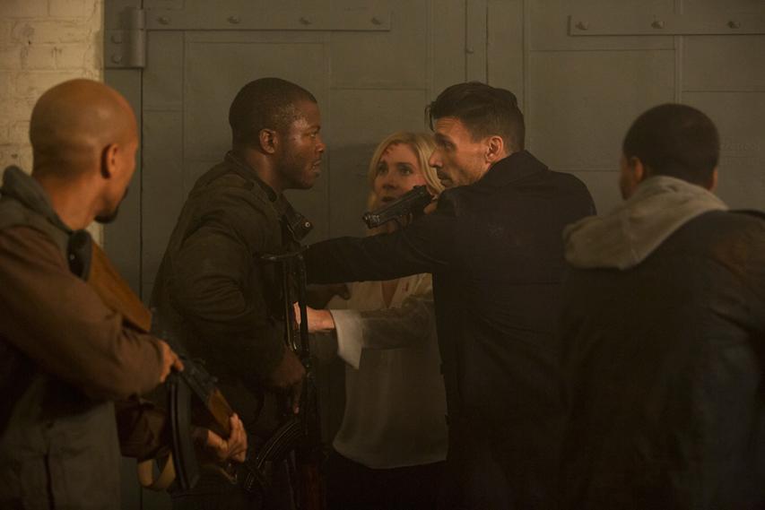 Кадр из фильма «Судная ночь 3»