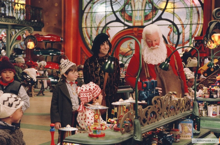 Кадр из фильма Санта Клаус 2