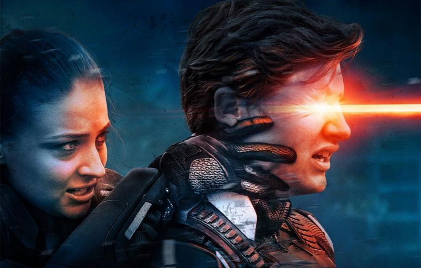 Кадр из фильма «Люди Икс: Апокалипсис»