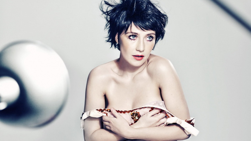 Фотосессия актрисы Керис ван Хаутен. Фото с сайта kinopoisk.ru
