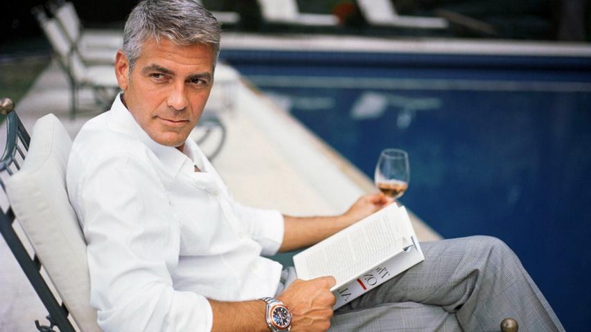 Джордж Клуни. Фото с сайта bosanski-forum.com