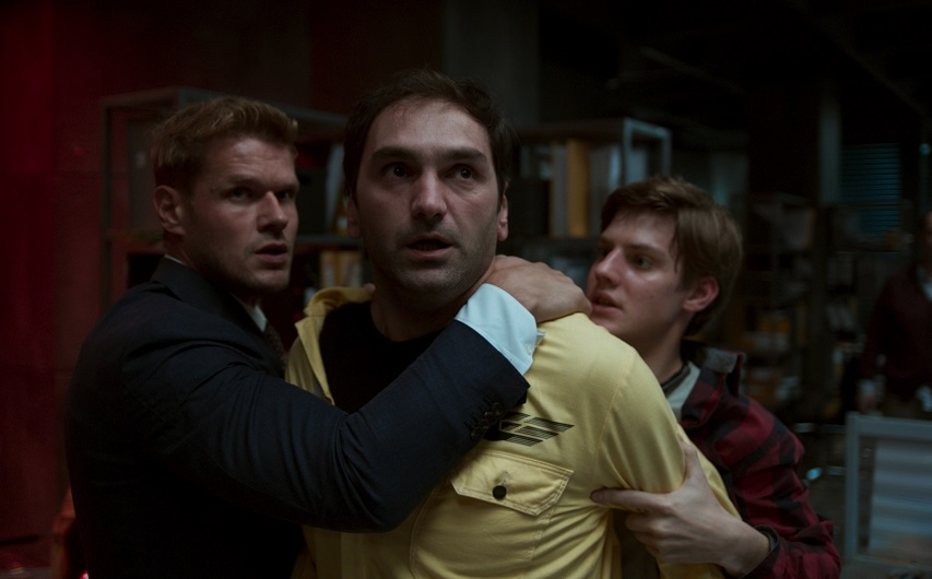 Кадр из сериала «Колл-центр»