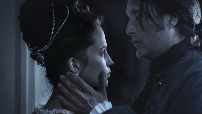 Кадр из фильма «Королевский роман»
