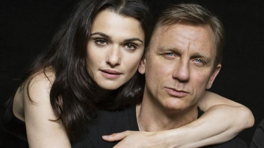 Рейчел Вайс и Дэниэл Крейг. Фото с сайта standard.co.uk
