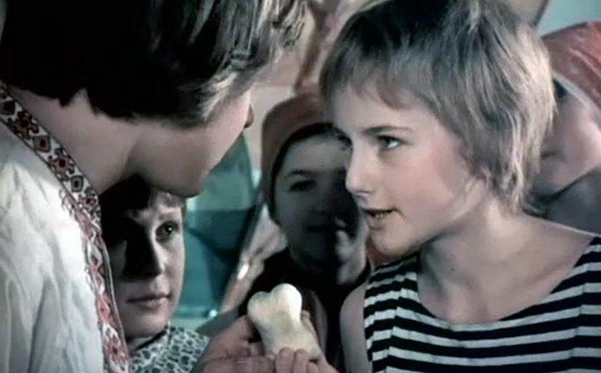 Кадр из фильма «На златом крыльце сидели»