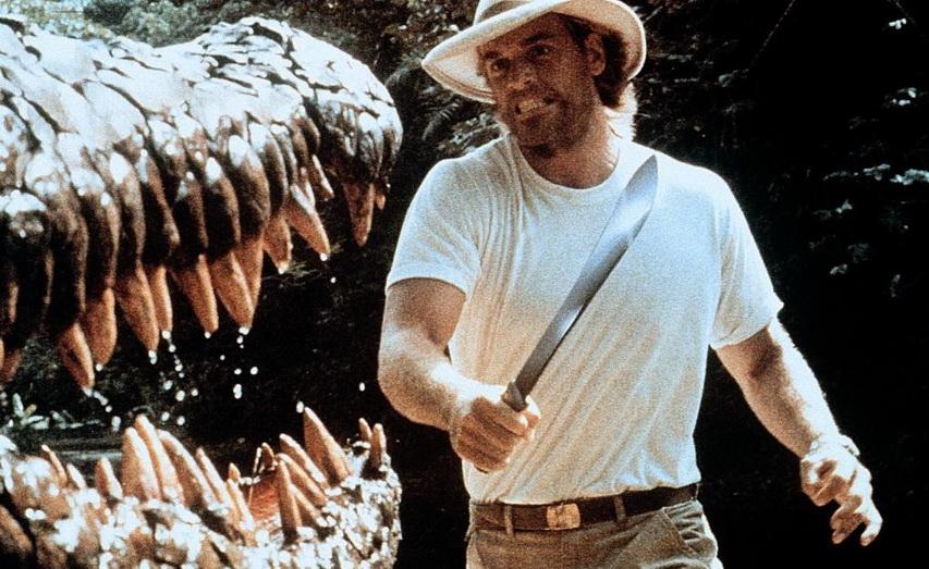 Кадр из фильма «Крокодил-убийца»