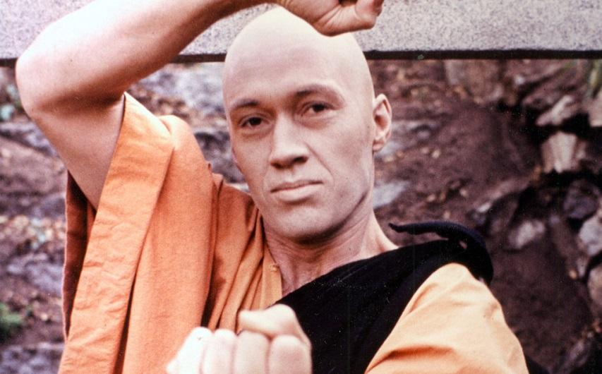 Кадр из сериала «Кунг Фу»