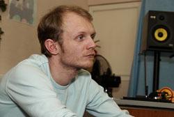 Александр Вольхин. Фото Антона Панкова