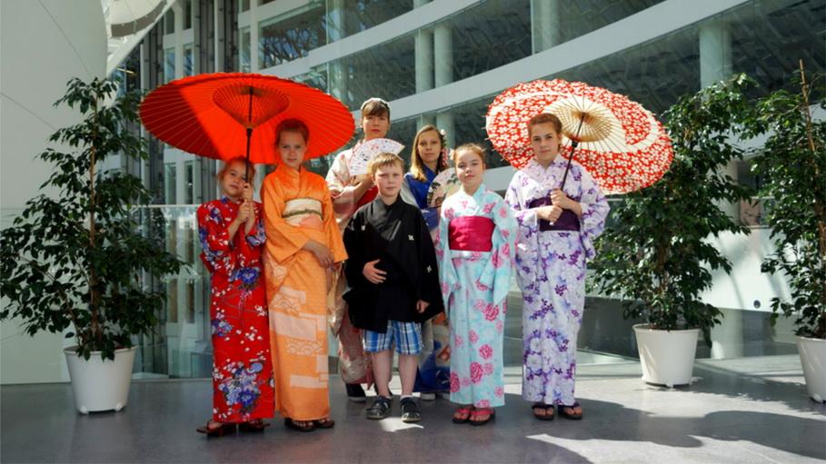 Все самое интересное о загадочной японской культуре в ИКЦ «Япония»!