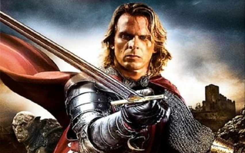 Постер фильма «Ланселот, хранитель времени»