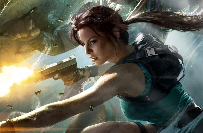 Кадр из игры Lara Croft and the Temple of Osiris