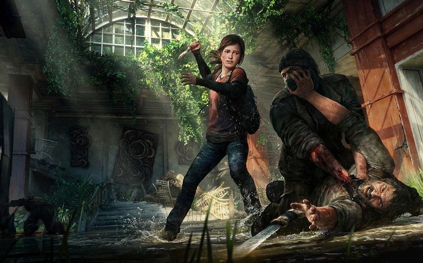 Кадр из игры «The Last of Us»