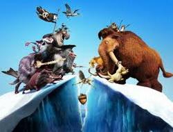 Кадр из фильма «Ледниковый период 4: Континентальный дрейф»