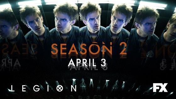 Постер сериала «Легион»