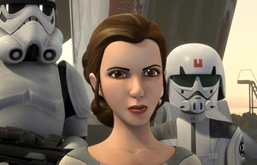 Кадр из мультсериала «Звездные войны: Повстанцы»