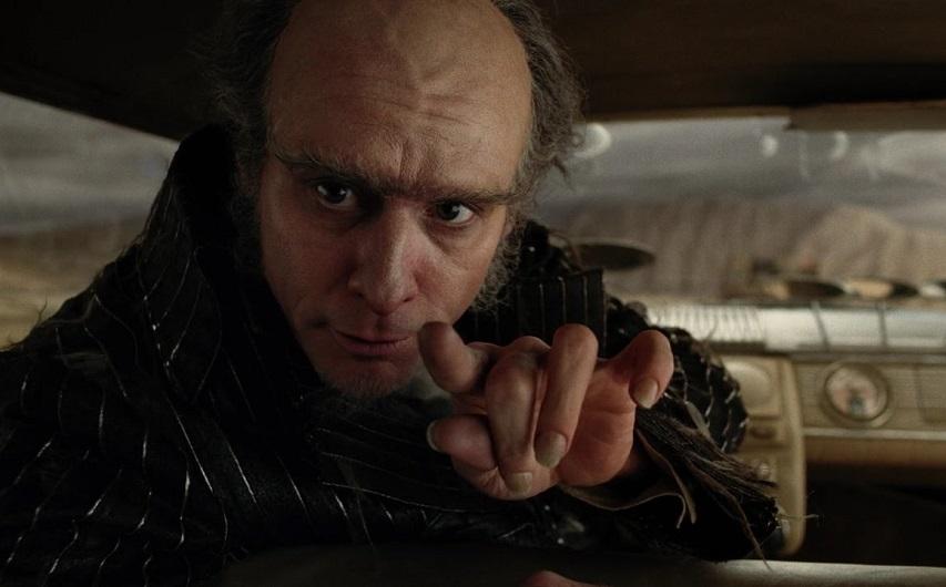 Кадр из фильма «Лемони Сникетт: 33 несчастья»