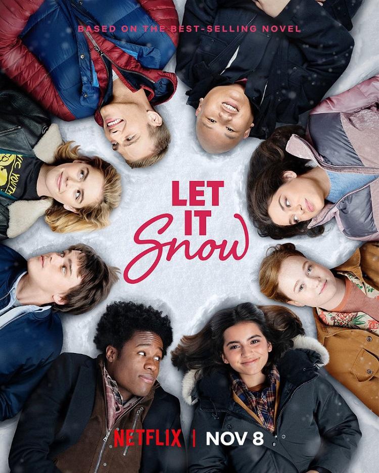 Постер фильма «Пусть идет снег»
