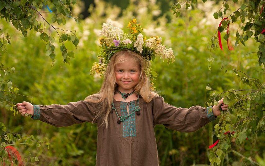 Славянские праздники. Фото с сайта magic.jofo.ru