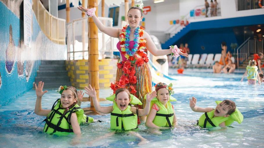 «Лимпопо» — веселый аквапарк на Урале!