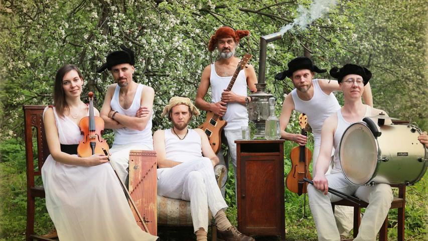 Хедлайнеры афиши выходных: группа «Отава Ё» с презентацией альбома «Любишь ли ты». Фото с сайта vk.com