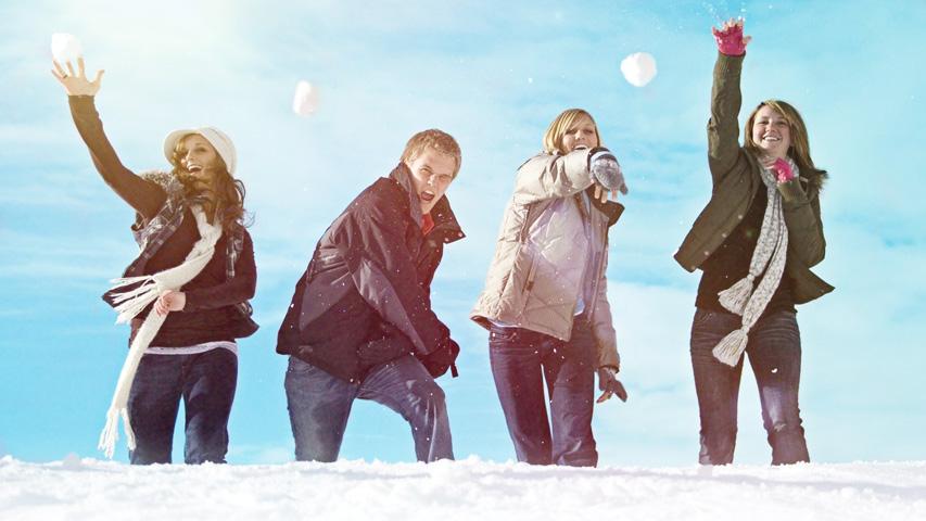 Куда пойти всей семьей или дружной компанией в Екатеринбурге: фестиваль «Ледовый штурм», праздник «Татьянин день», зимние соревнования «Снег, лед и пламя»  и день рождения Павла Бажова. Фото с сайта girlcamp.ru